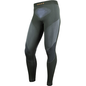UYN Visyon UW Long Pants Men Kombu Green/Blue/Orange